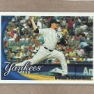 2010 Topps Baseball Phil Hughes Yankees #379