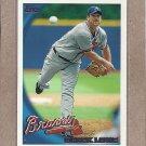 2010 Topps Baseball Derek Lowe Braves #383