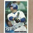 2010 Topps Baseball Josh Fields Royals #387