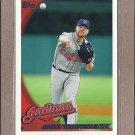2010 Topps Baseball Jake Westbrook Indians #396