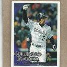 2010 Topps Baseball Carlos Gonzalez Rockies #398