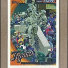 2010 Topps Baseball Tigers History #408