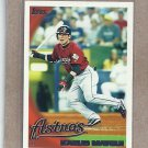 2010 Topps Baseball Kazuo Matsui Astros #430