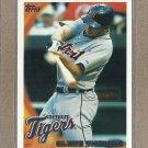 2010 Topps Baseball Clete Thomas Tigers #441