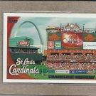 2010 Topps Baseball Cardinals History #455