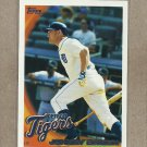 2010 Topps Baseball Johnny Damon Tigers #475