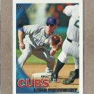 2010 Topps Baseball Mike Fontenot Cubs #484