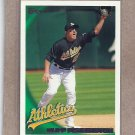 2010 Topps Baseball Cliff Pennington A's #517