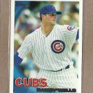 2010 Topps Baseball Randy Wells Cubs #520