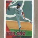 2010 Topps Baseball Jacoby Ellsbury Red Sox #569