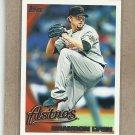 2010 Topps Baseball Brandon Lyon Astros #571