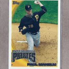 2010 Topps Baseball Paul Maholm Pirates #576