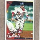 2010 Topps Baseball Brendan Ryan Cardinals #596