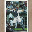 2010 Topps Baseball A.J. Pierzynski White Sox #605