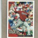 2010 Topps Baseball Chad Qualls D-backs #606