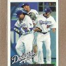 2010 Topps Baseball Dodgers Team Card #639