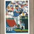 2010 Topps Baseball Mike Aviles Royals #651