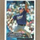 2010 Topps Baseball Chris Young Padres #657