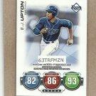 2010 Topps Baseball Attax B.J. Upton