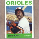 2010 Topps Baseball Vintage Legends Eddie Murray #VLC13