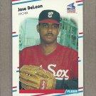 1988 Fleer Baseball Jose DeLeon White Sox #395