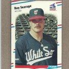 1988 Fleer Baseball Ray Searage White Sox #409
