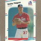 1988 Fleer Baseball Bobby Thigpen White Sox #410