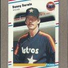 1988 Fleer Baseball Danny Darwin Astros #444