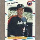 1988 Fleer Baseball Jim Deshaies Astros #446