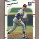 1988 Fleer Baseball David Palmer Braves #546