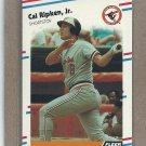 1988 Fleer Baseball Cal Ripken Orioles #570