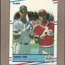 1988 Fleer Baseball Crunch Time #637