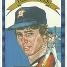 1986 Donruss Baseball Diamond King Bill Doran #10
