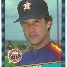 1986 Donruss Baseball Bob Knepper Astros #161