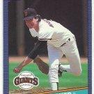 1986 Donruss Baseball Atlee Hammaker Giants #445