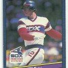 1986 Donruss Baseball Ron Kittle White Sox #526