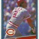 1986 Donruss Baseball Bo Diaz Reds #530