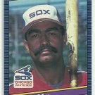 1986 Donruss Baseball Joe DeSa White Sox #546