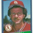 1986 Donruss Baseball Bill Campbell Cardinals #571