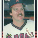 1985 Donruss Baseball Don Aase Angels #255