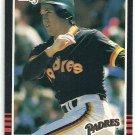 1985 Donruss Baseball Kevin McReynolds Padres #139