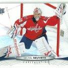 2011 Upper Deck Hockey Michal Neuvirth Capitals #11