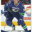 2011 Upper Deck Hockey Alexander Edler Canucks #17
