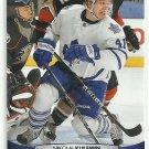 2011 Upper Deck Hockey Nikolai Kulemin Maple Leafs #24