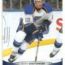 2011 Upper Deck Hockey Kevin Shattenkirk Blues #35