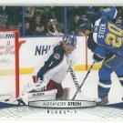 2011 Upper Deck Hockey Alexander Steen Blues #37