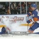 2011 Upper Deck Hockey Michael Grabner Islanders #81