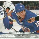 2011 Upper Deck Hockey Josh Bailey Islanders #85