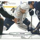 2011 Upper Deck Hockey Mike Fisher Predators #98