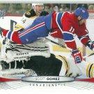 2011 Upper Deck Hockey Scott Gomez Canadiens #101